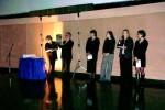 478 Un Momento Del'assegnazione Del Premio Laboratorio Mediterra