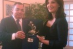 1990 De-Gregorio-premia-Topalli